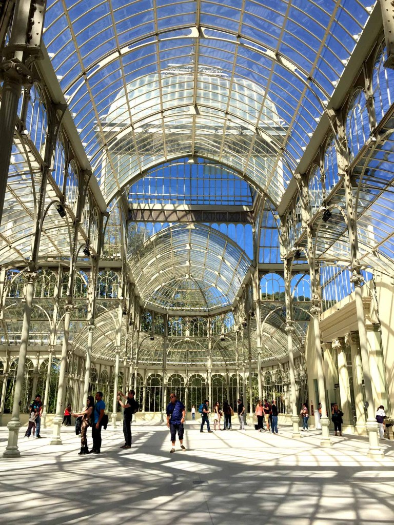 Crystal Palace - Awesome Things to do in Madrid