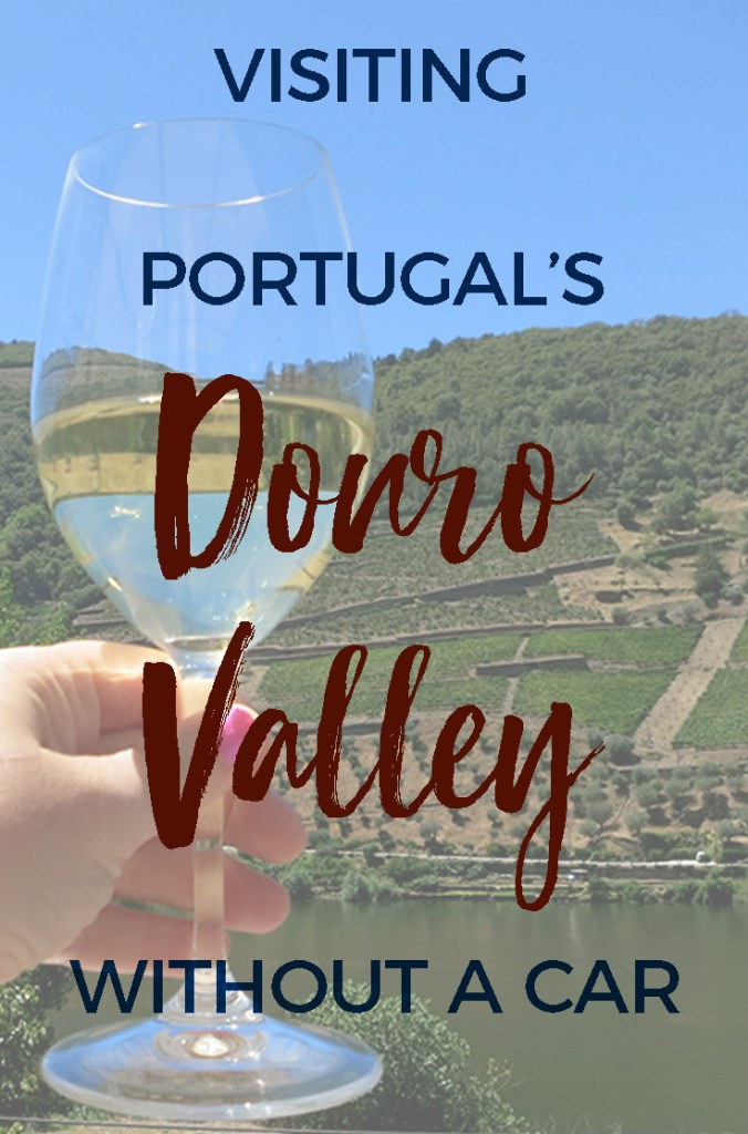 VISIT DOURO VALLEY - Portugal's Douro Valley is world famous as the place where the grapes for port wine are grown. A beautiful area with terraced hillsides, a lazy river and wineries, restaurants and hotels nestled among the vines. The Douro valley is most easily accessed with a car. However it is possible to explore some of this stunning region via public transit with a bit of creativity.