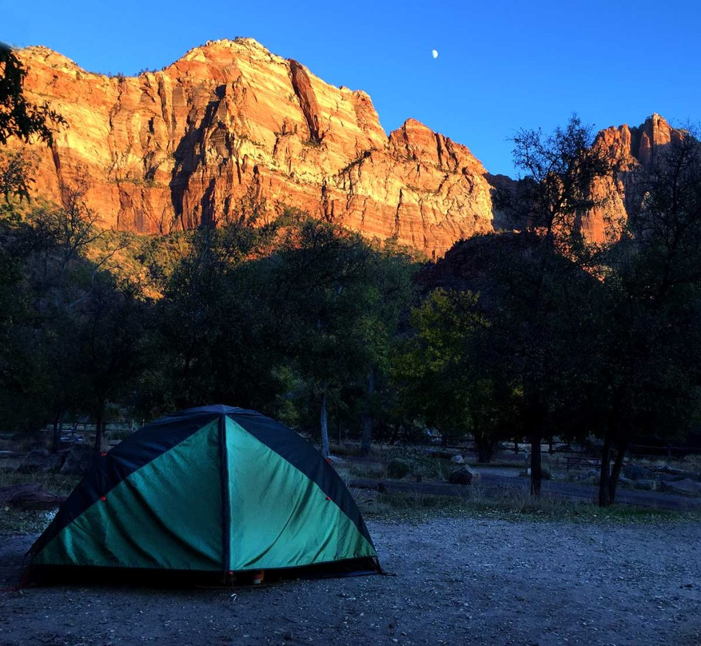 Find the Perfect Campsite with these Websites