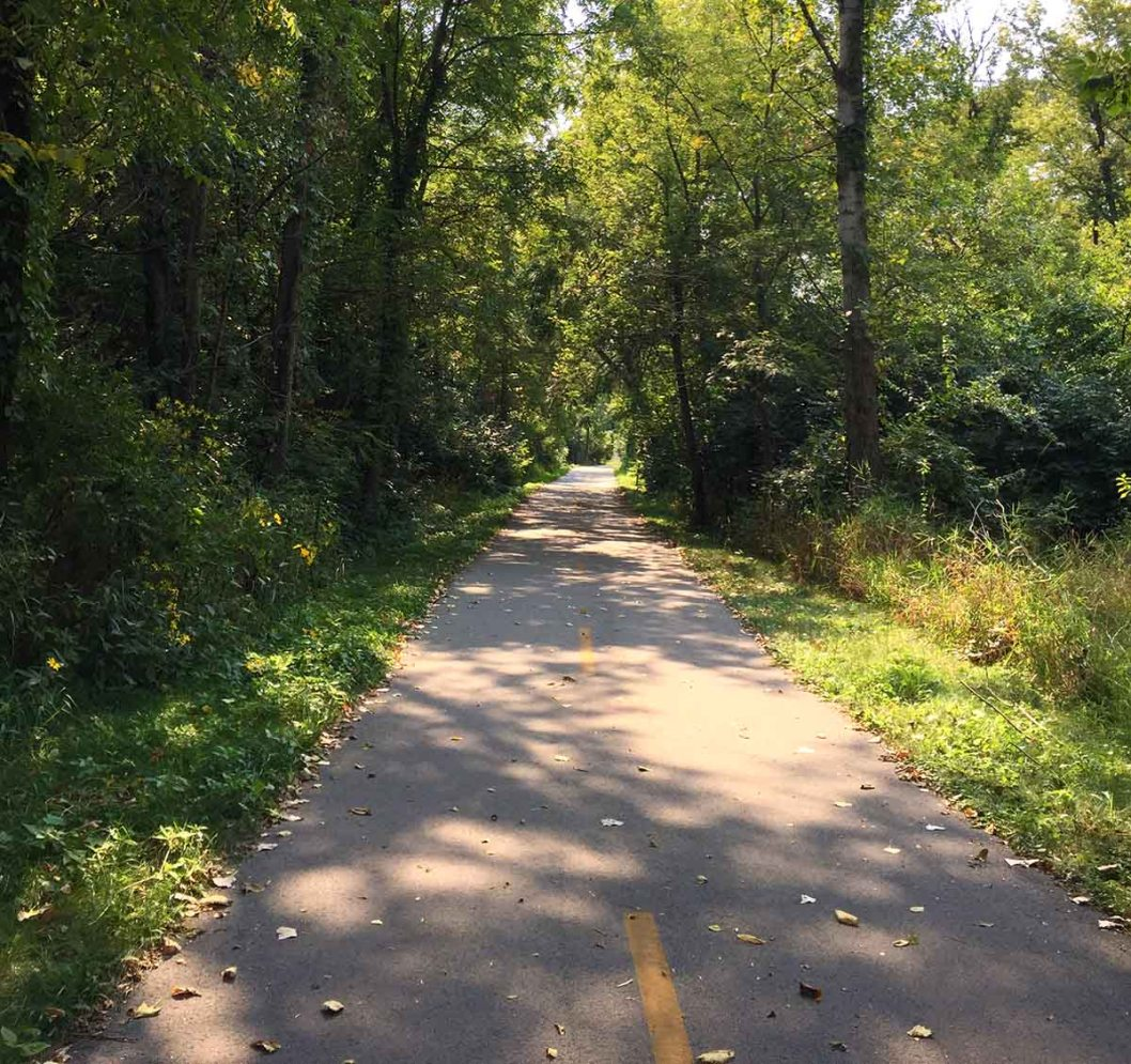 Did you know that Iowa has almost 2,000 miles of multi-use trails separated from roadways where you can cycle, run, rollerblade or walk?