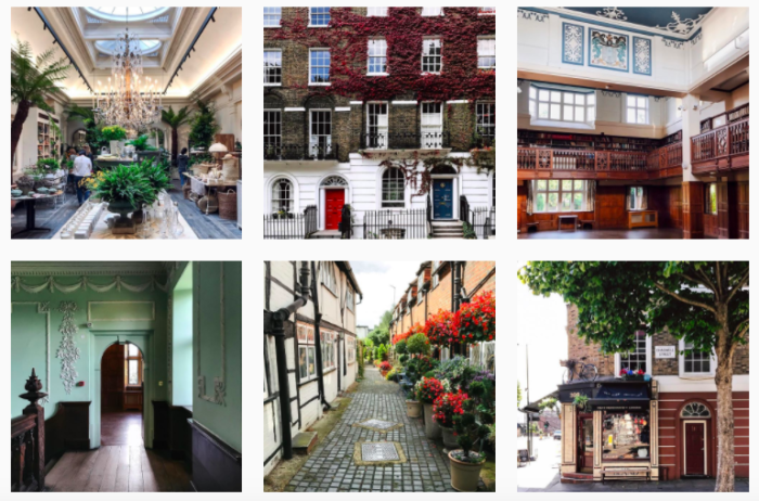 Best London Instagrammers: Get inspired by the Best London Instagram Accounts :: georgianlondon