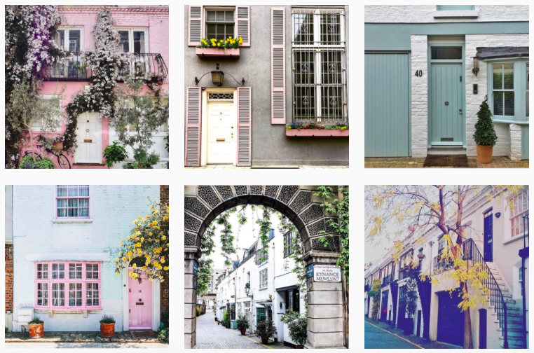 Best London Instagrammers: Get inspired by the Best London Instagram Accounts :: mewsingsldn
