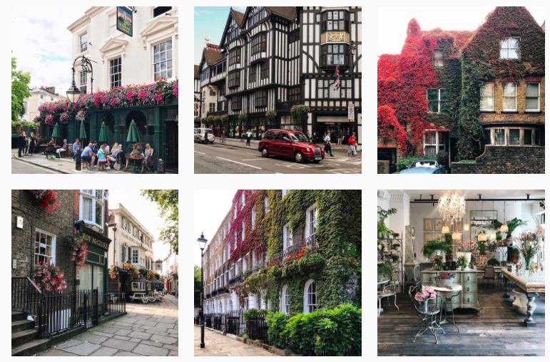 Best London Instagrammers: Get inspired by the Best London Instagram Accounts :: prettycitylondon