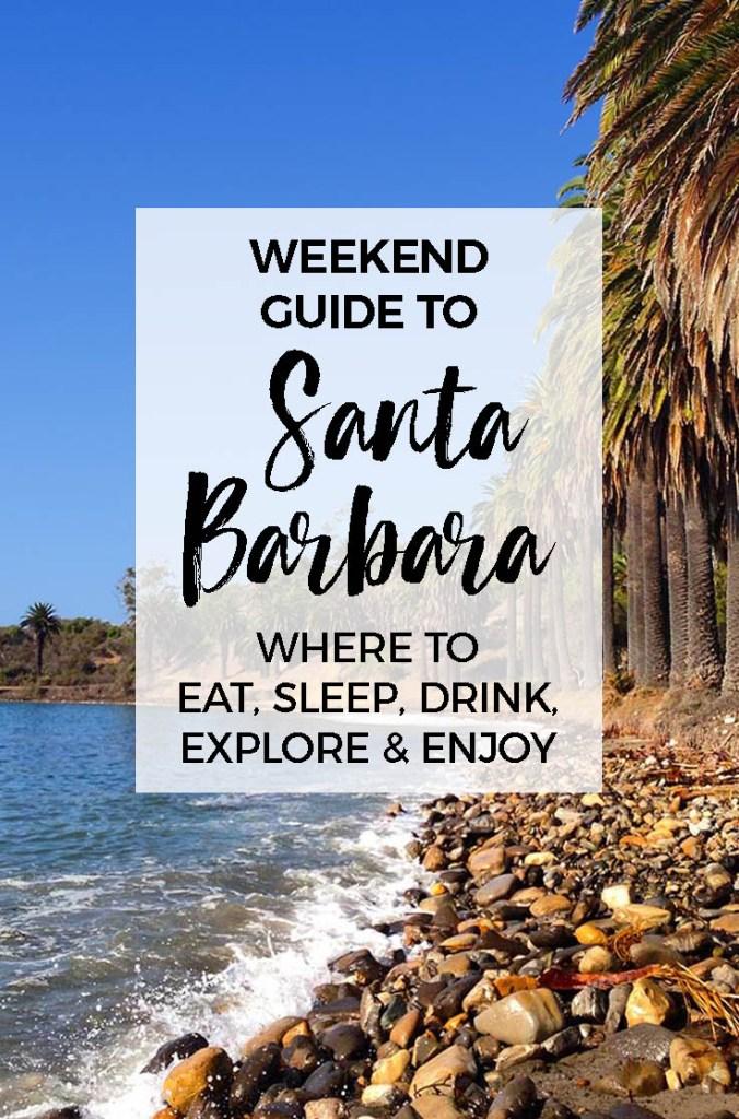 FUN THINGS TO DO IN SANTA BARBARA, CALIFORNIA : activities & attractions : A weekend guide to Santa Barbara