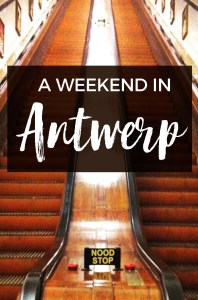 The Weekend Guide to Antwerp: things to do, what to eat and drink, places to stay, getting around, and more!