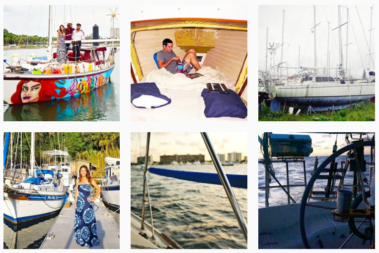 Best Sailing Instagrams to Inspire You - mj sailing