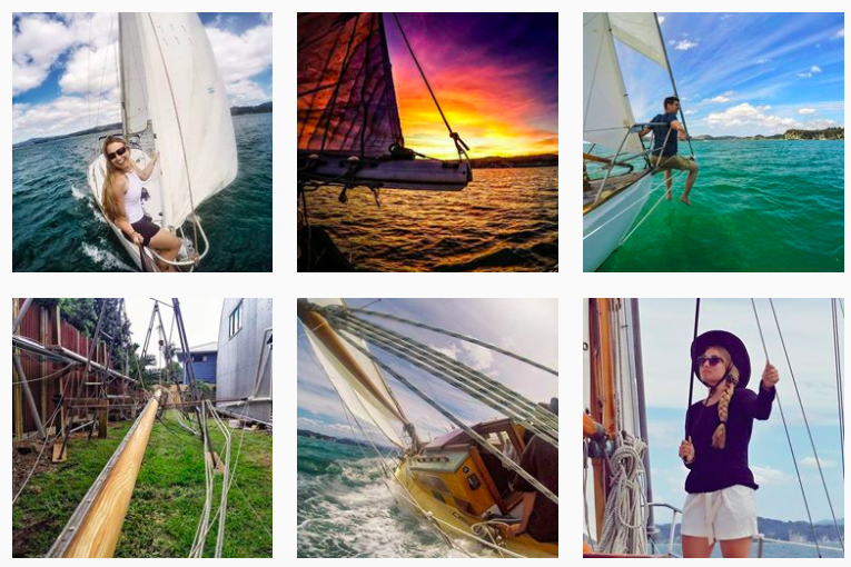 10 Sailing Instagrammers to Inspire You- wanderlustsailor
