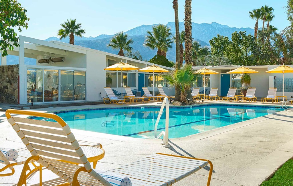 Best places to stay in Palm Springs: Fun Hotels in Palm Springs