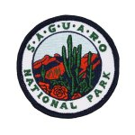 Saguaro National Parks Patch
