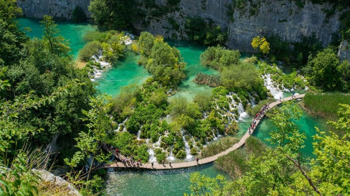 Visiting Croatia's National Parks
