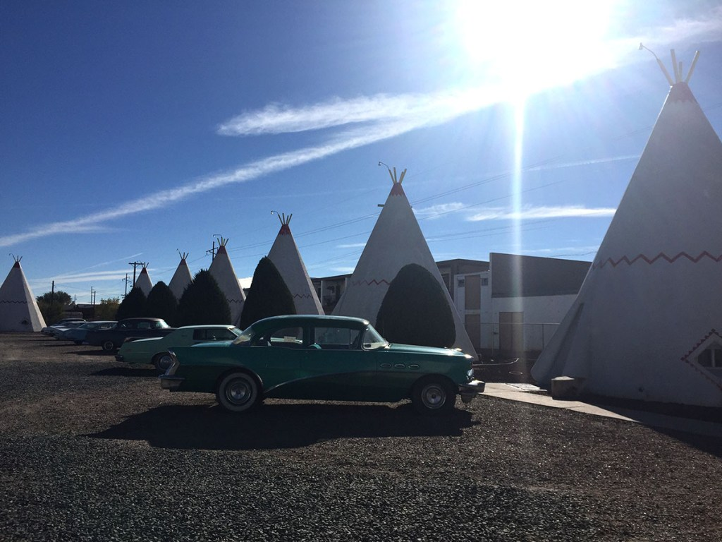 Places to Stay Near Petrified Forest National Park