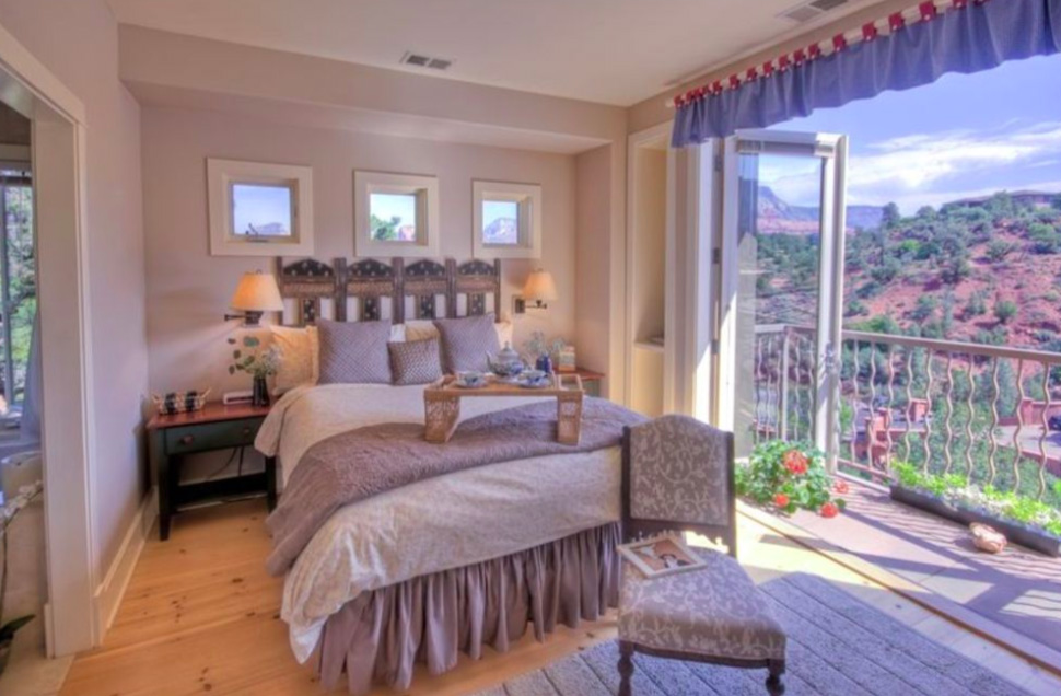 Best Places to Stay in Sedona Arizona - Casa Cielo