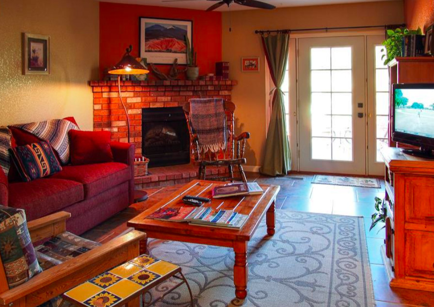 Best Places to Stay in Sedona Arizona - Cozy Cactus