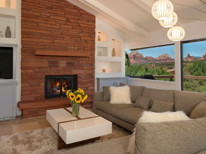 Best Places to Stay in Sedona Arizona- Red Rock Views