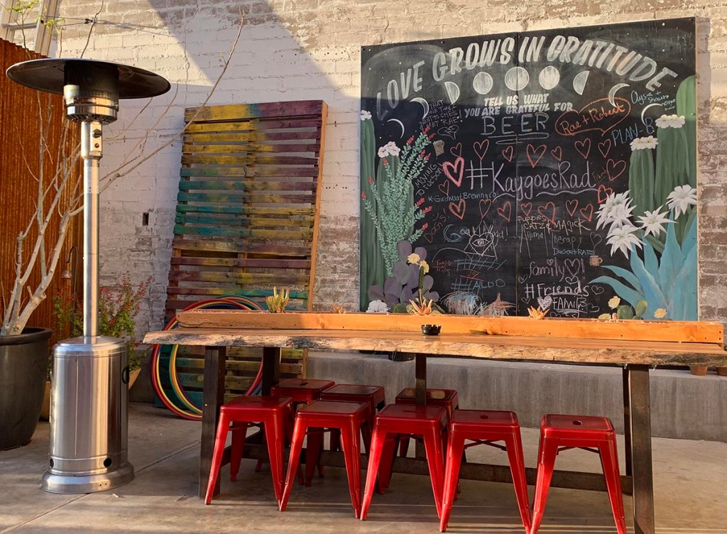 A travel guide to Tucson: craft beer