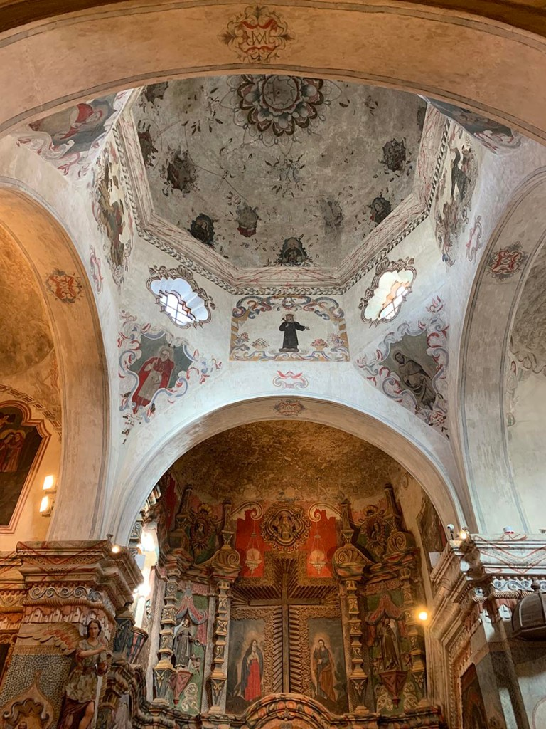 A travel guide to Tucson: San Xavier del Bac