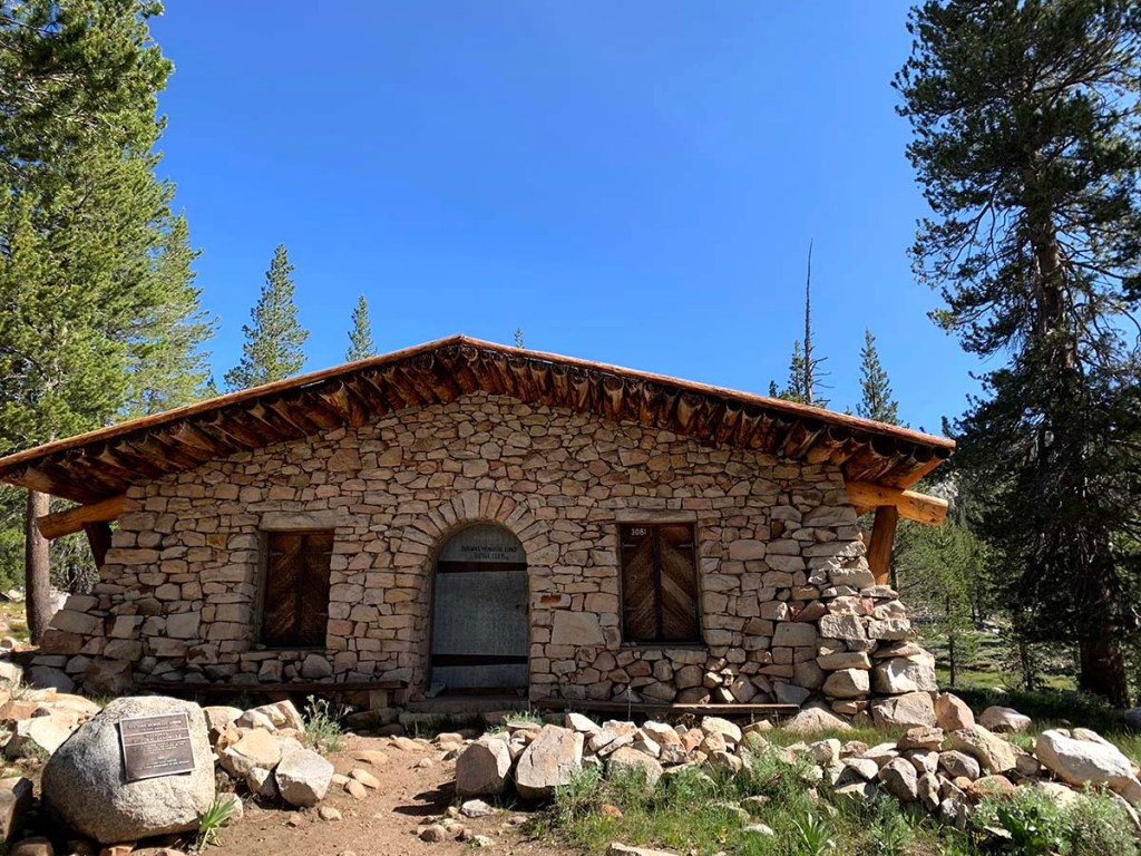What is Parkitecture? Yosemita National Park cabin