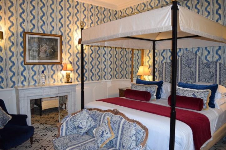 Relais Christine room