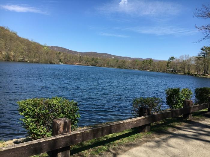 Lake at Bear Mountain