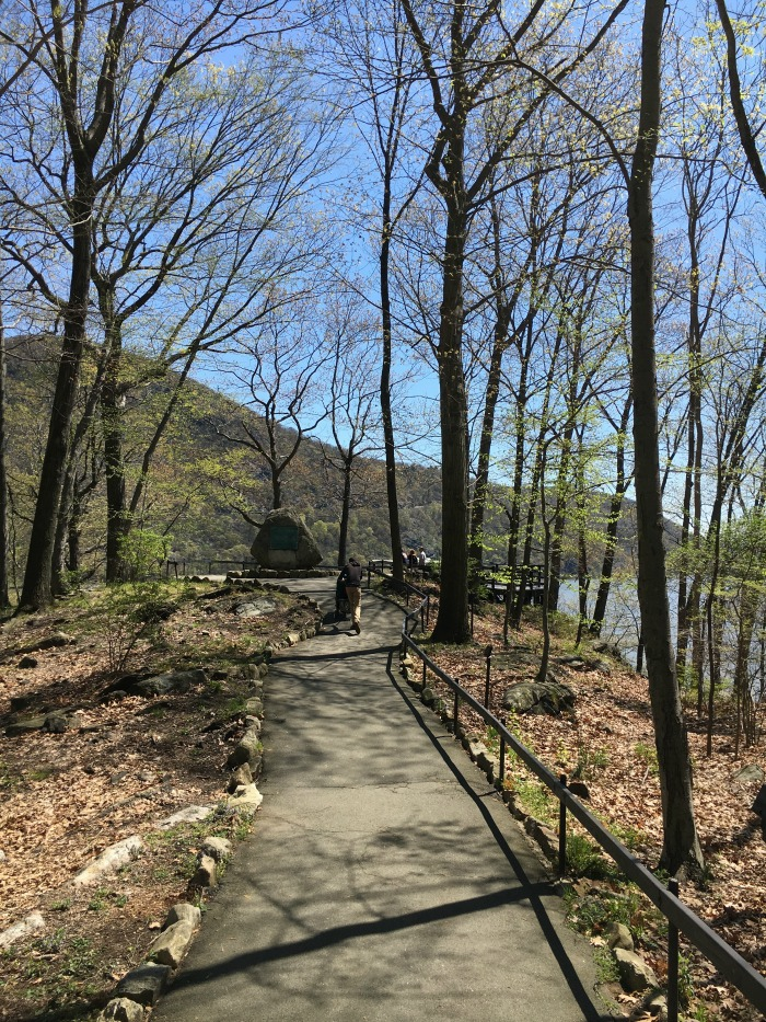 Cool walks in Bear Mountain