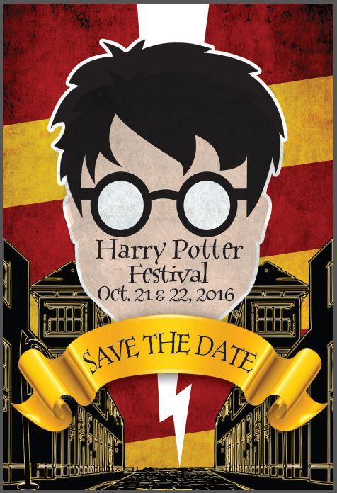 Harry Potter Festival a.k.a a Potter Fanatics Dream Come True