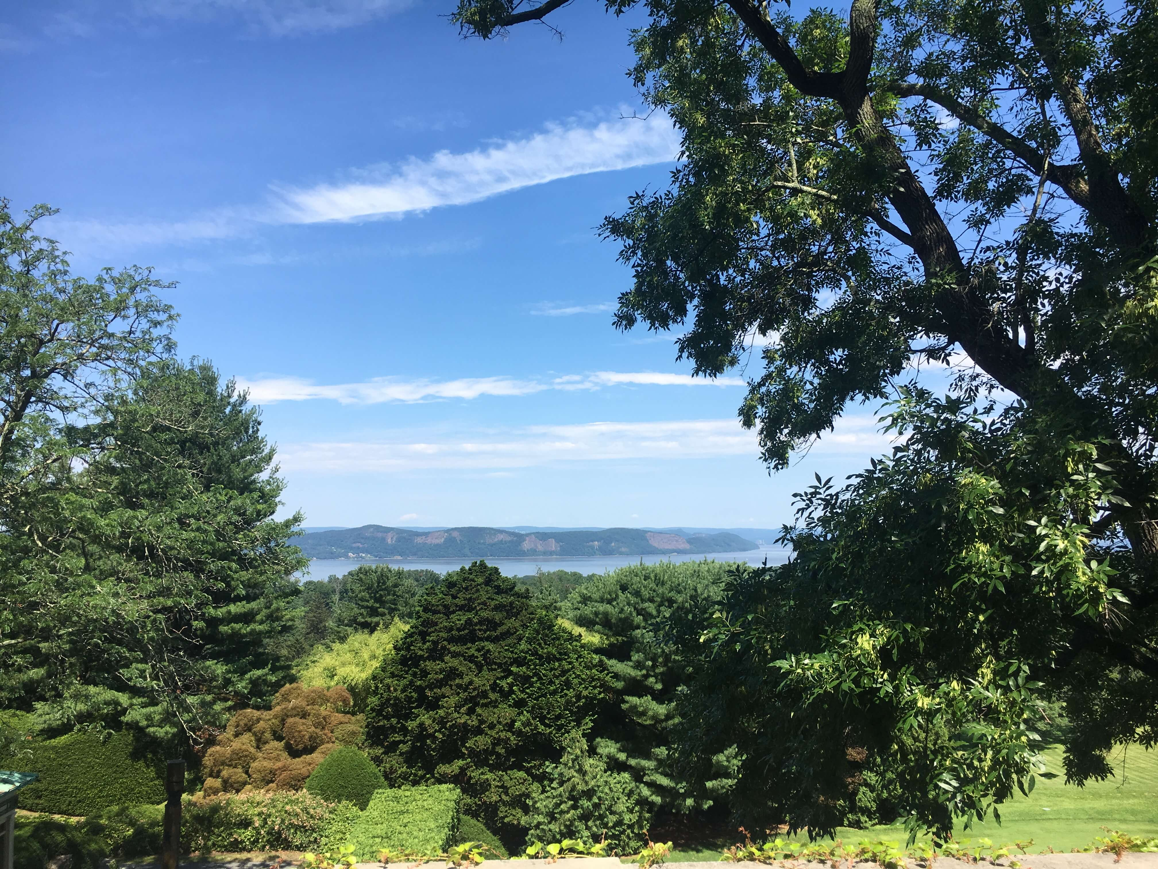 Kykuit views