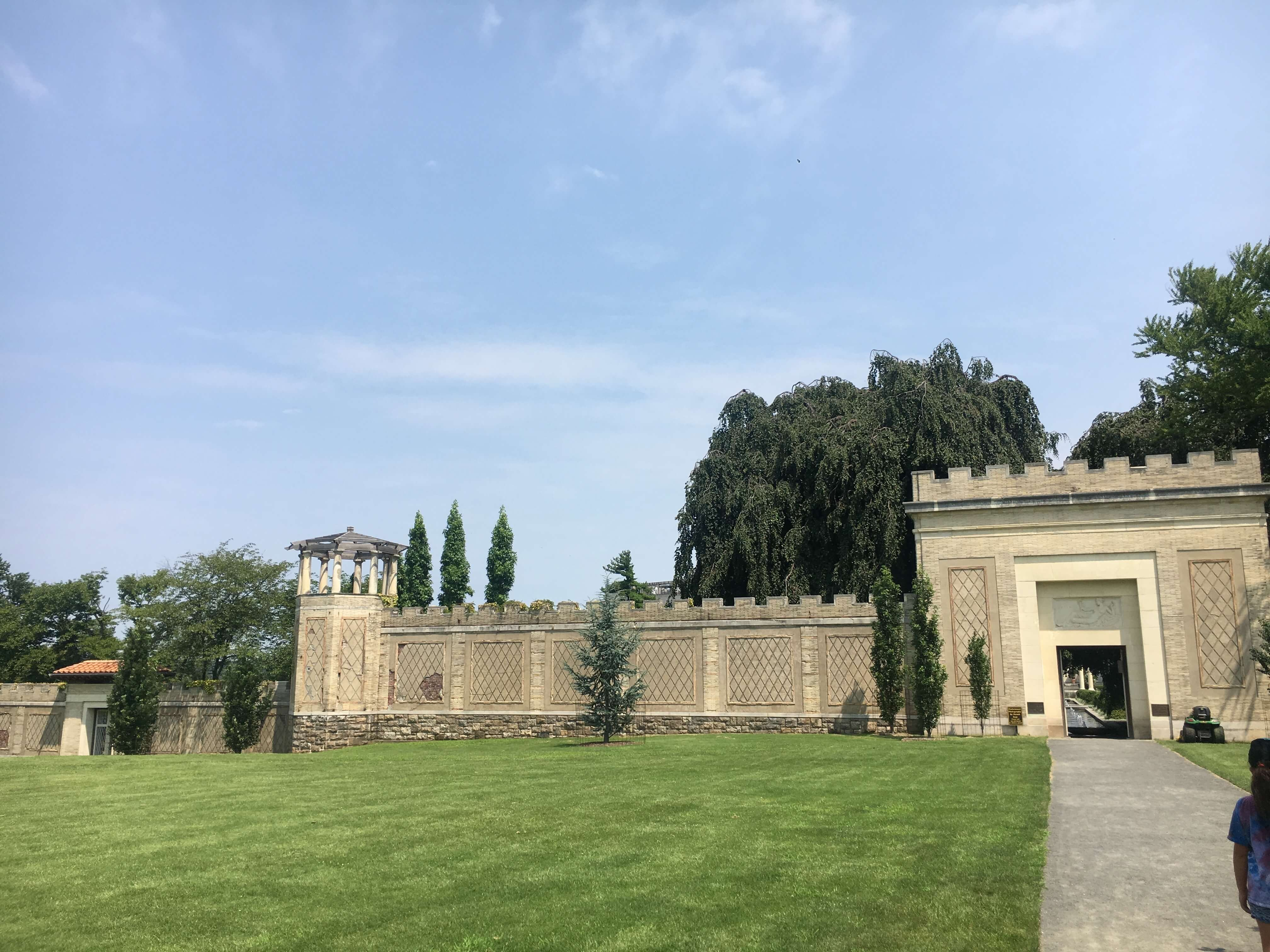 Untermyer Gardens Conservatory Amazing Historic Park In Ny