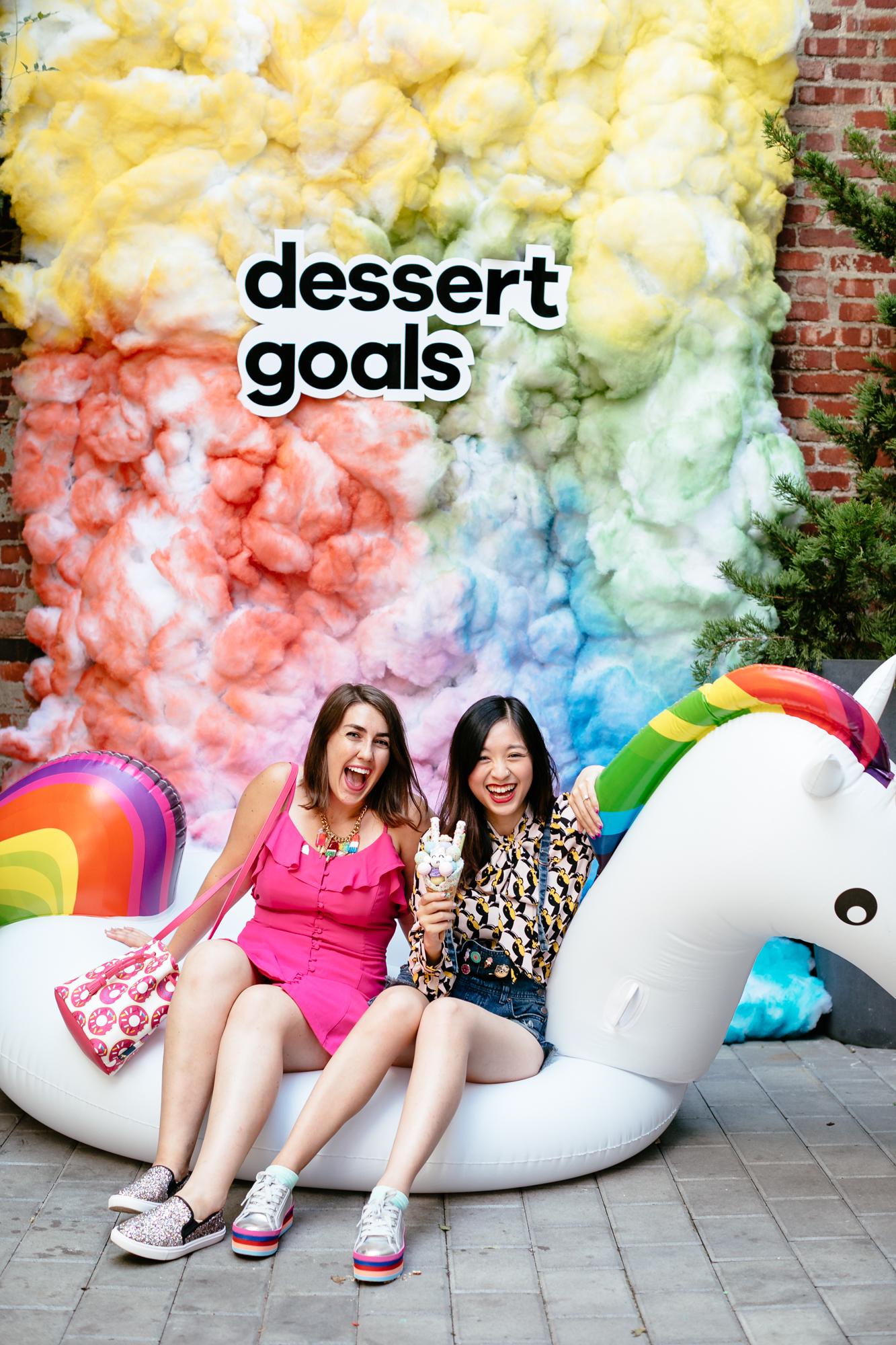 dessert goals 2018 weekend rundown