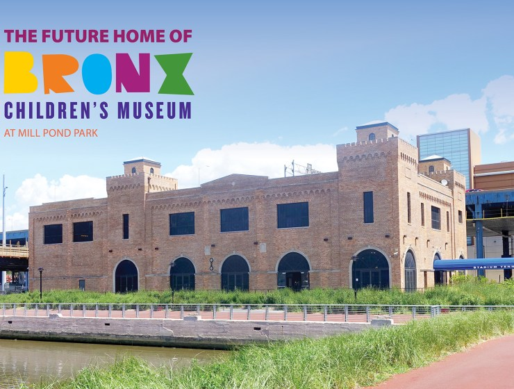 Bronx Children's Museum: Development for 2018