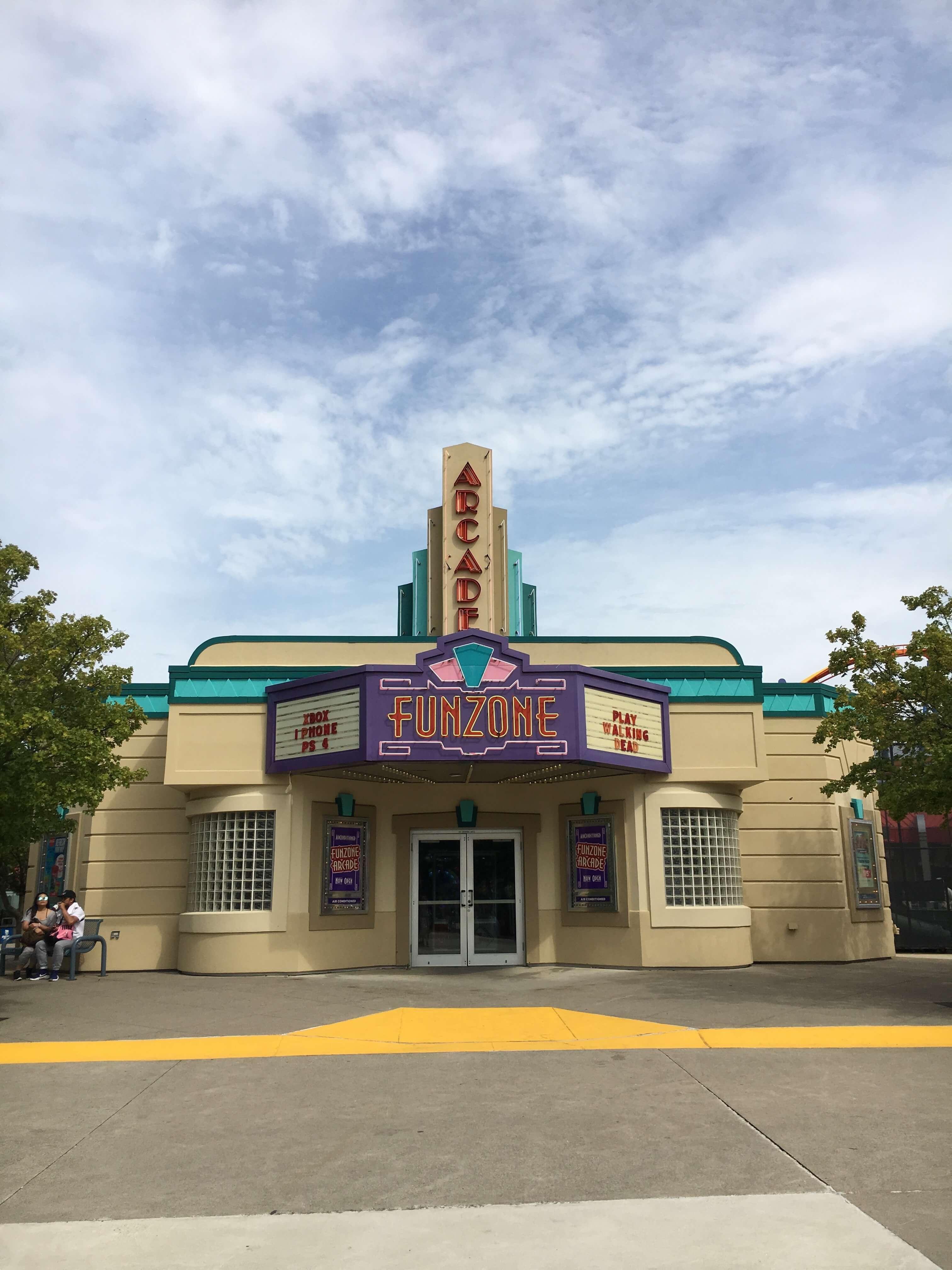 theater at dorney park