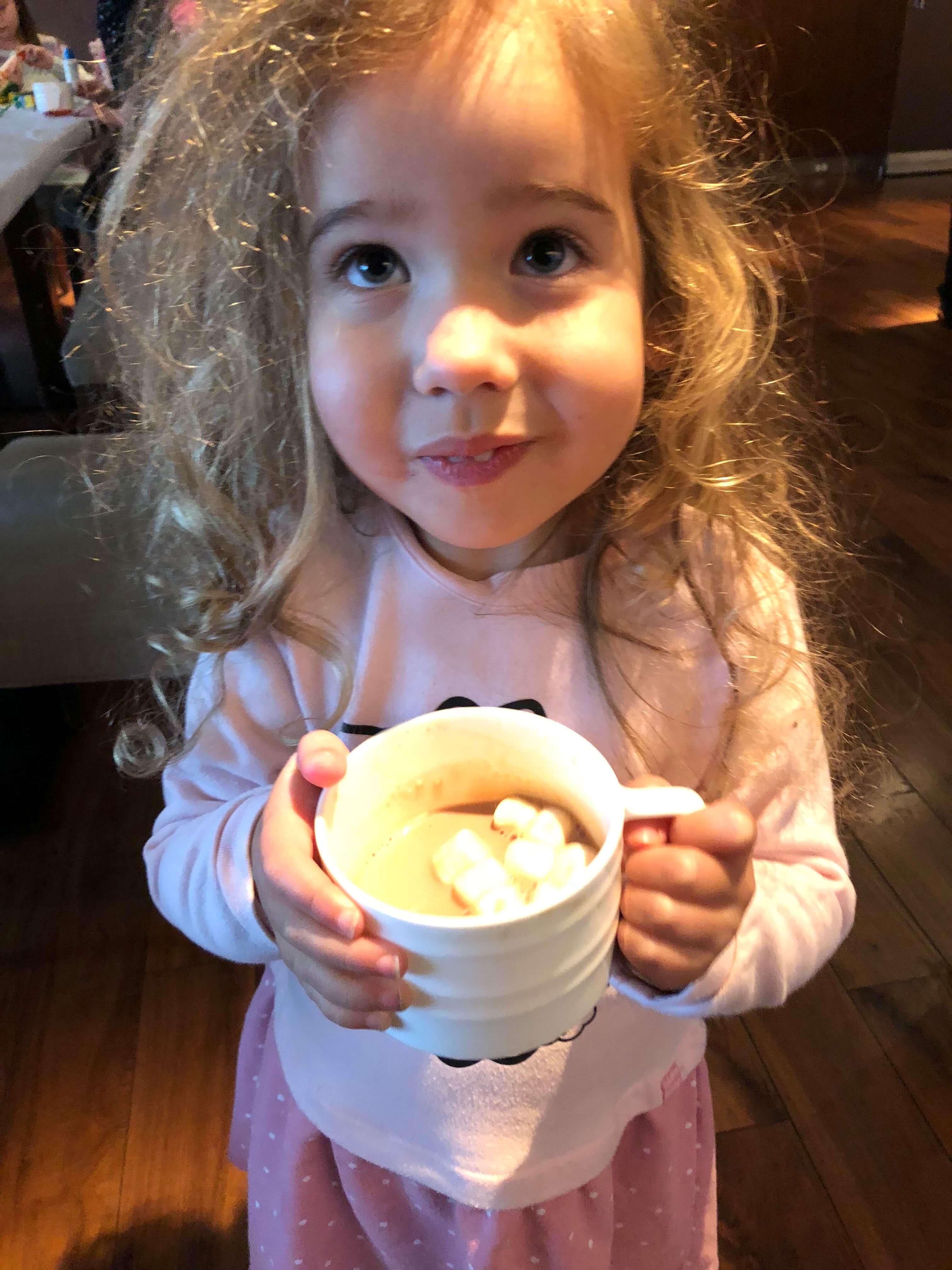 holiday fun at the conrad new york hot chocolate