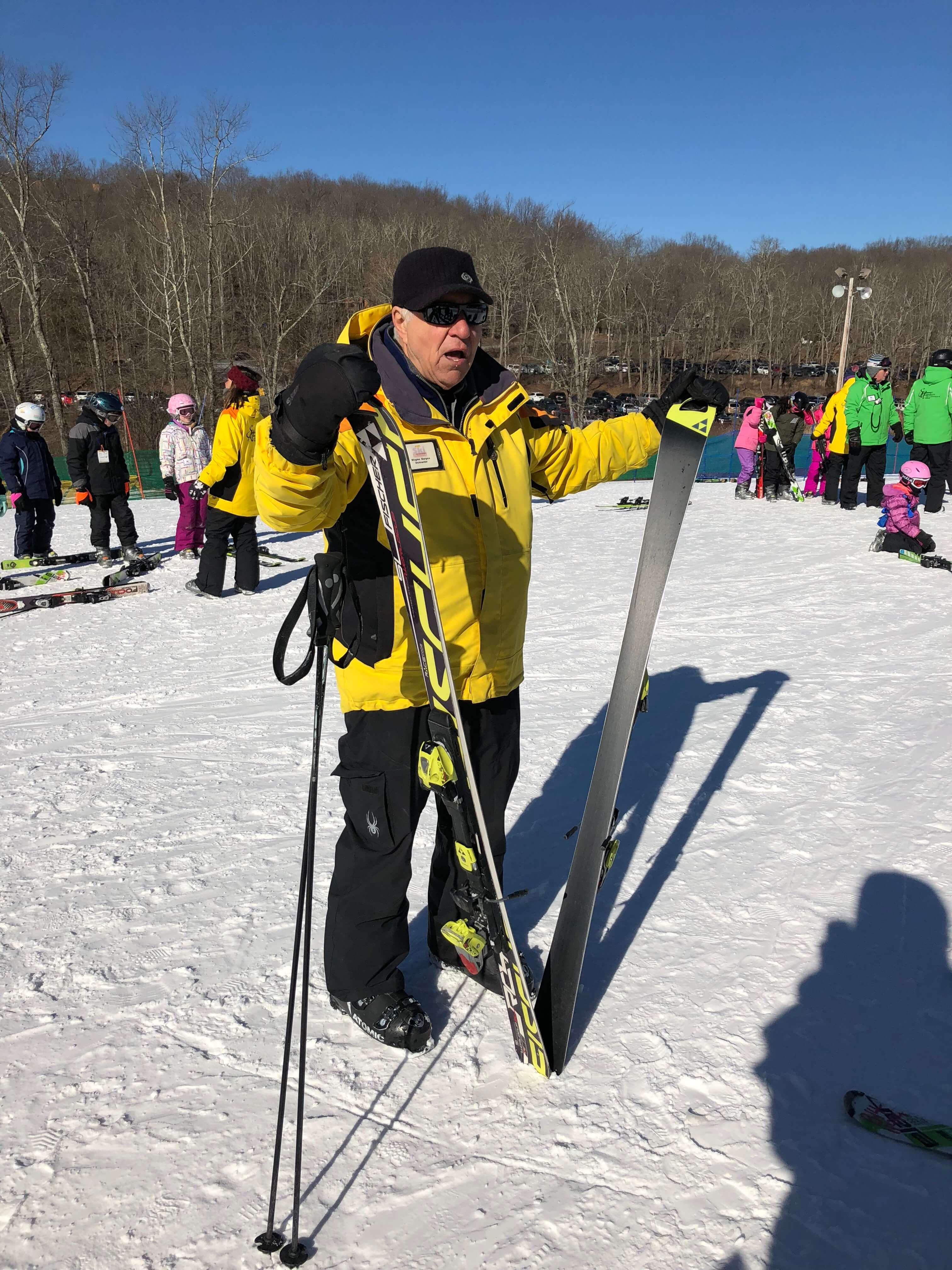 shawnee mountain ski area instructor