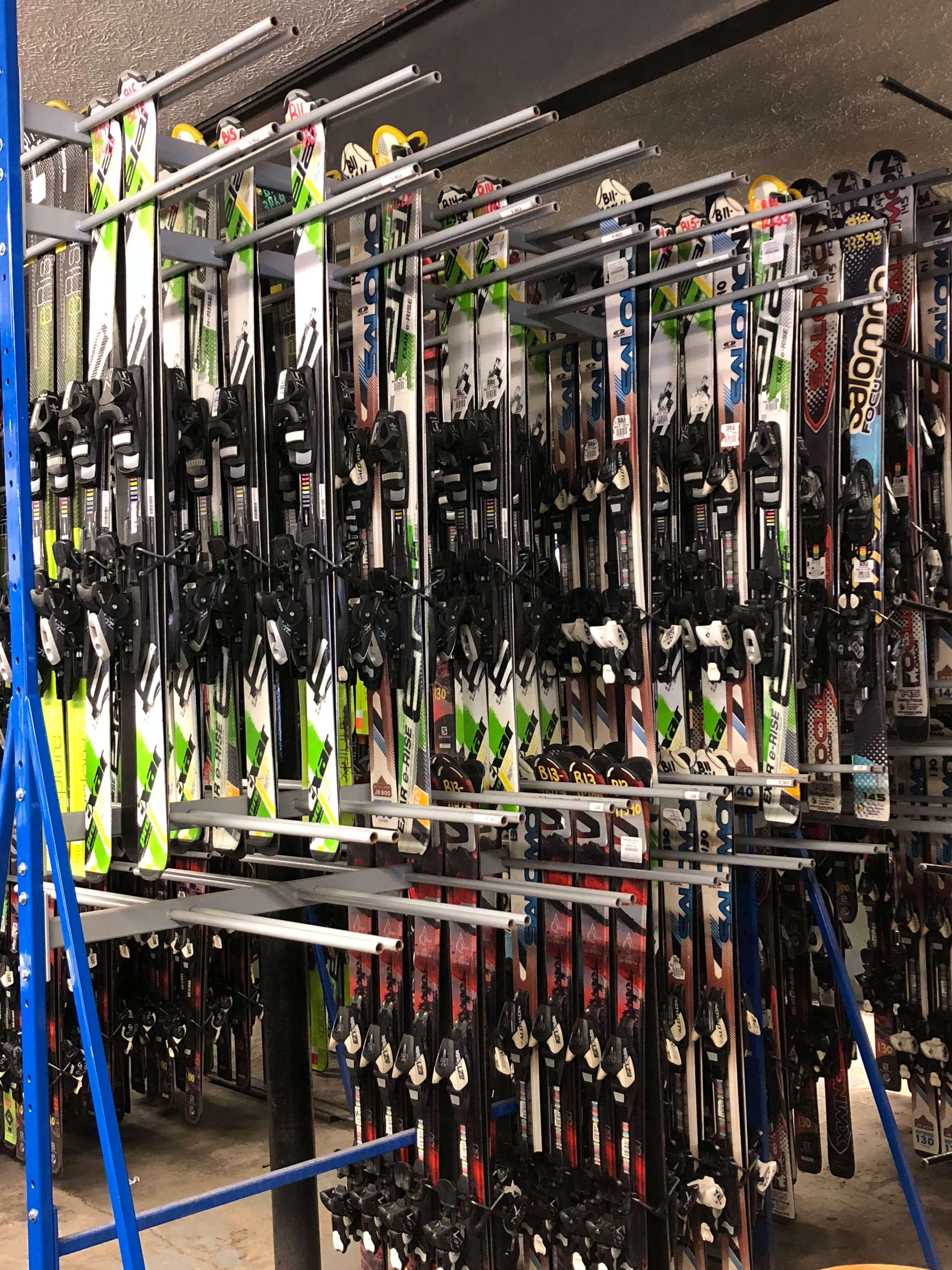 shawnee mountain ski area ski's