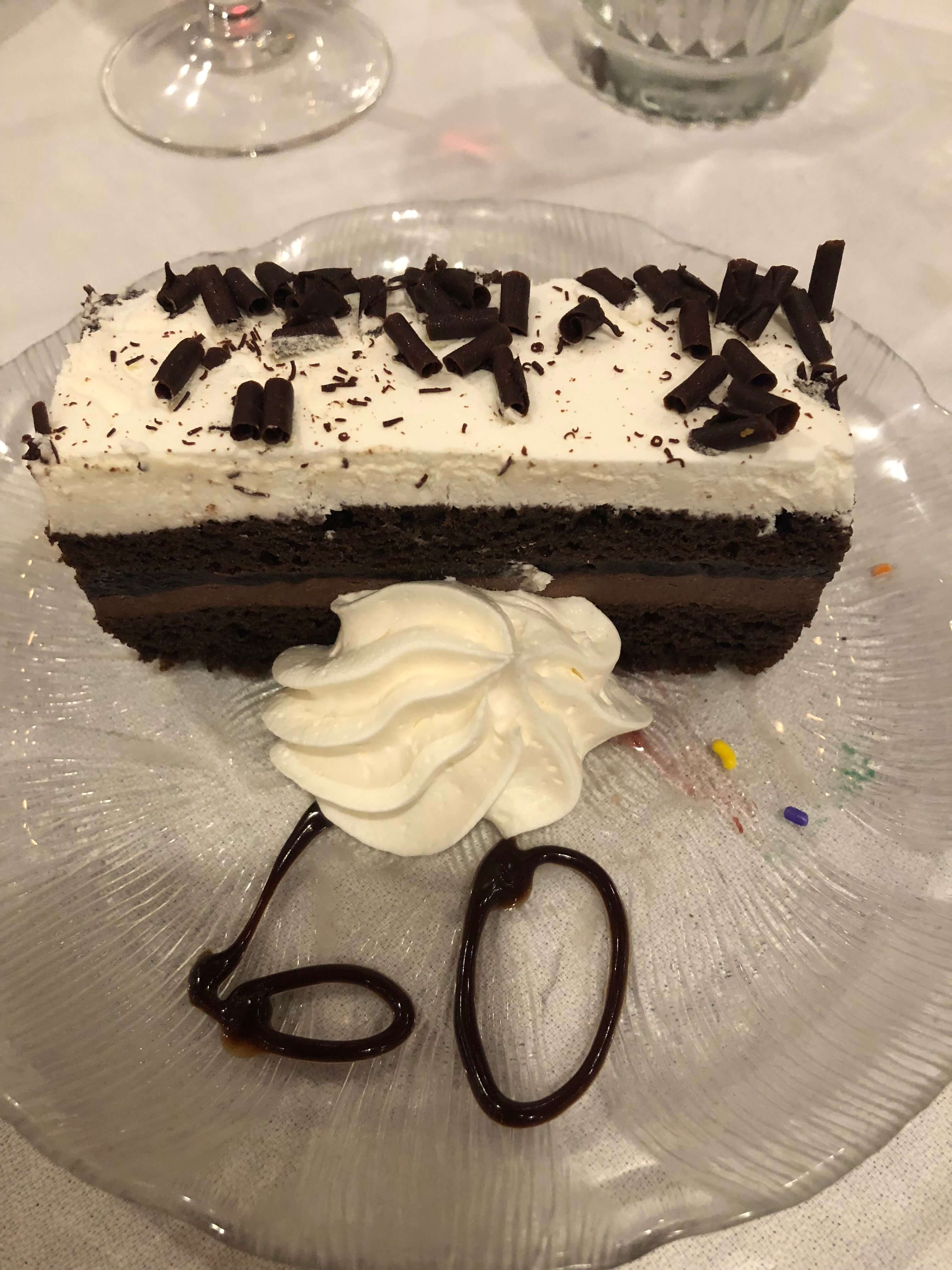woodloch cake