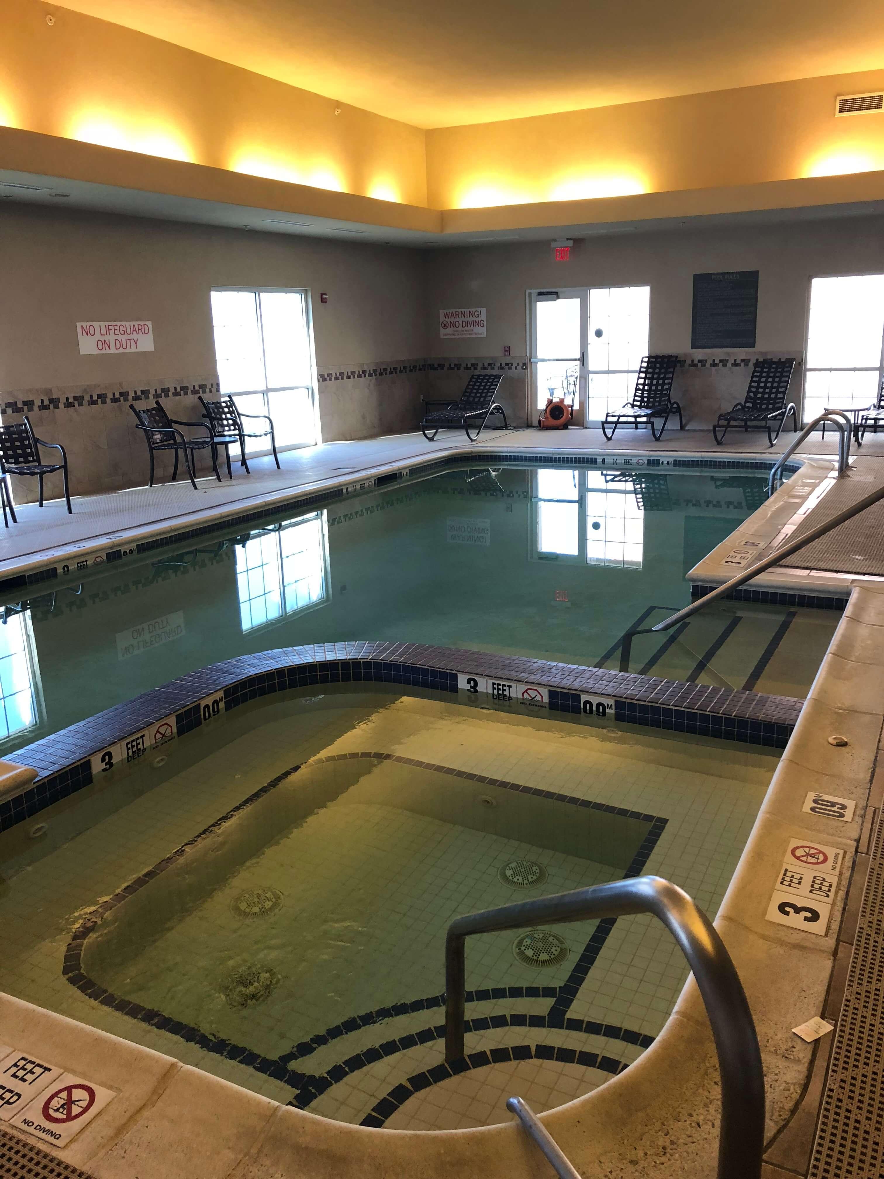 pool hyatt house fishkill