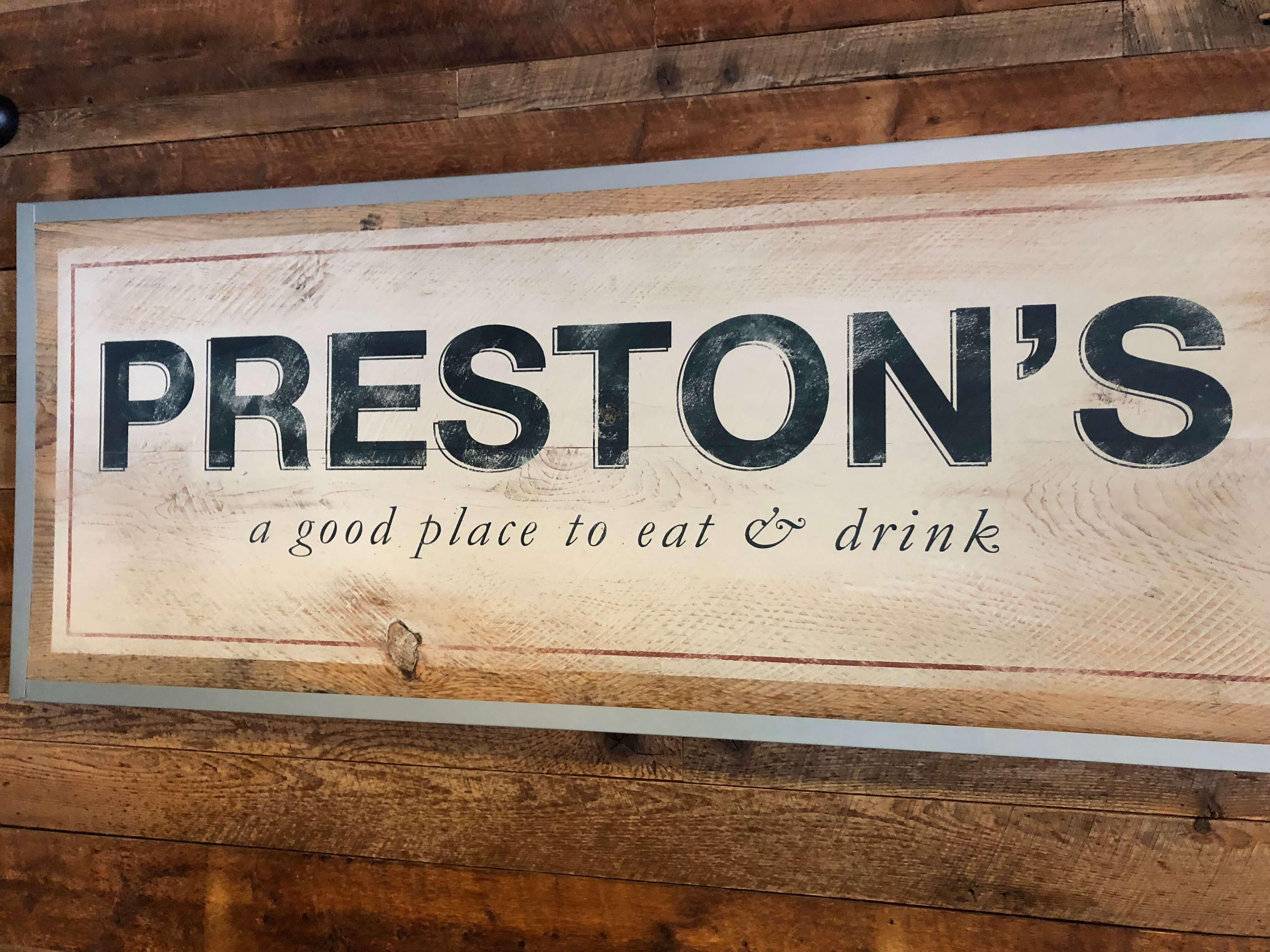 Killington Resort learn to ski program preston's for lunch