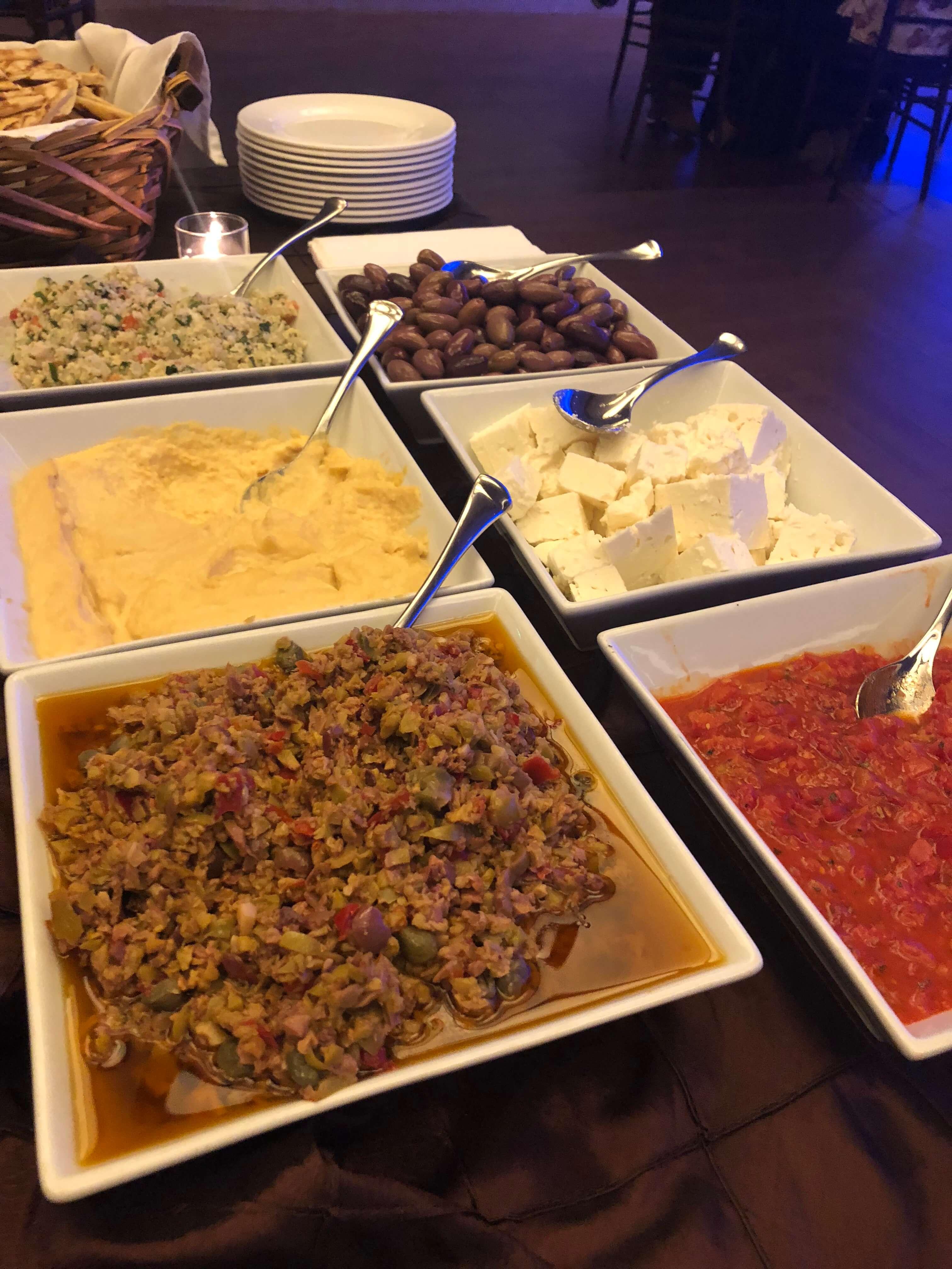 spread at hotel indigo east end bistro 72