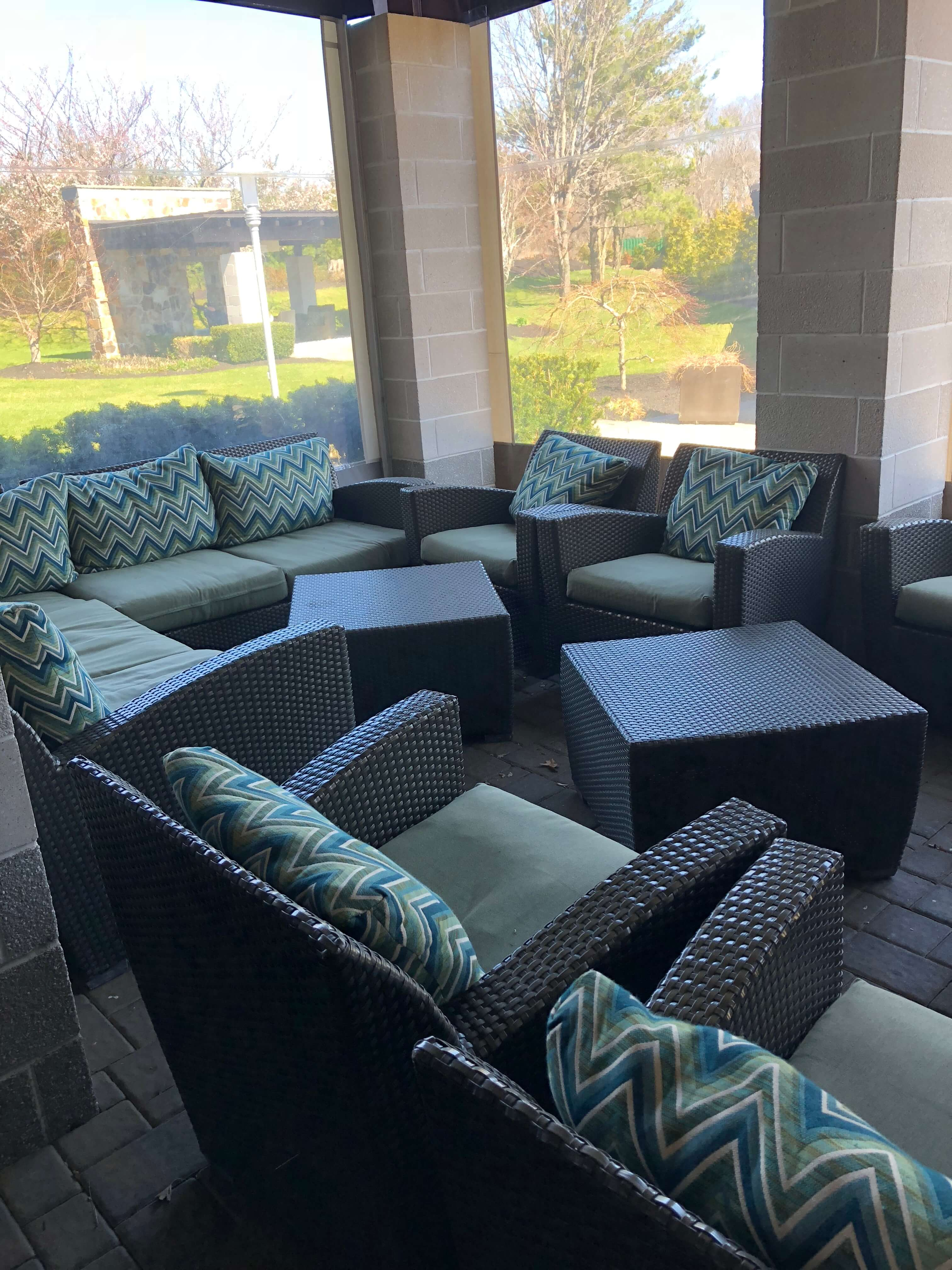 Weekend Escape to Long Island at Hotel Indigo East End pool area