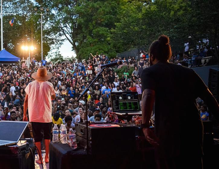 Summerstage nyc summer festival