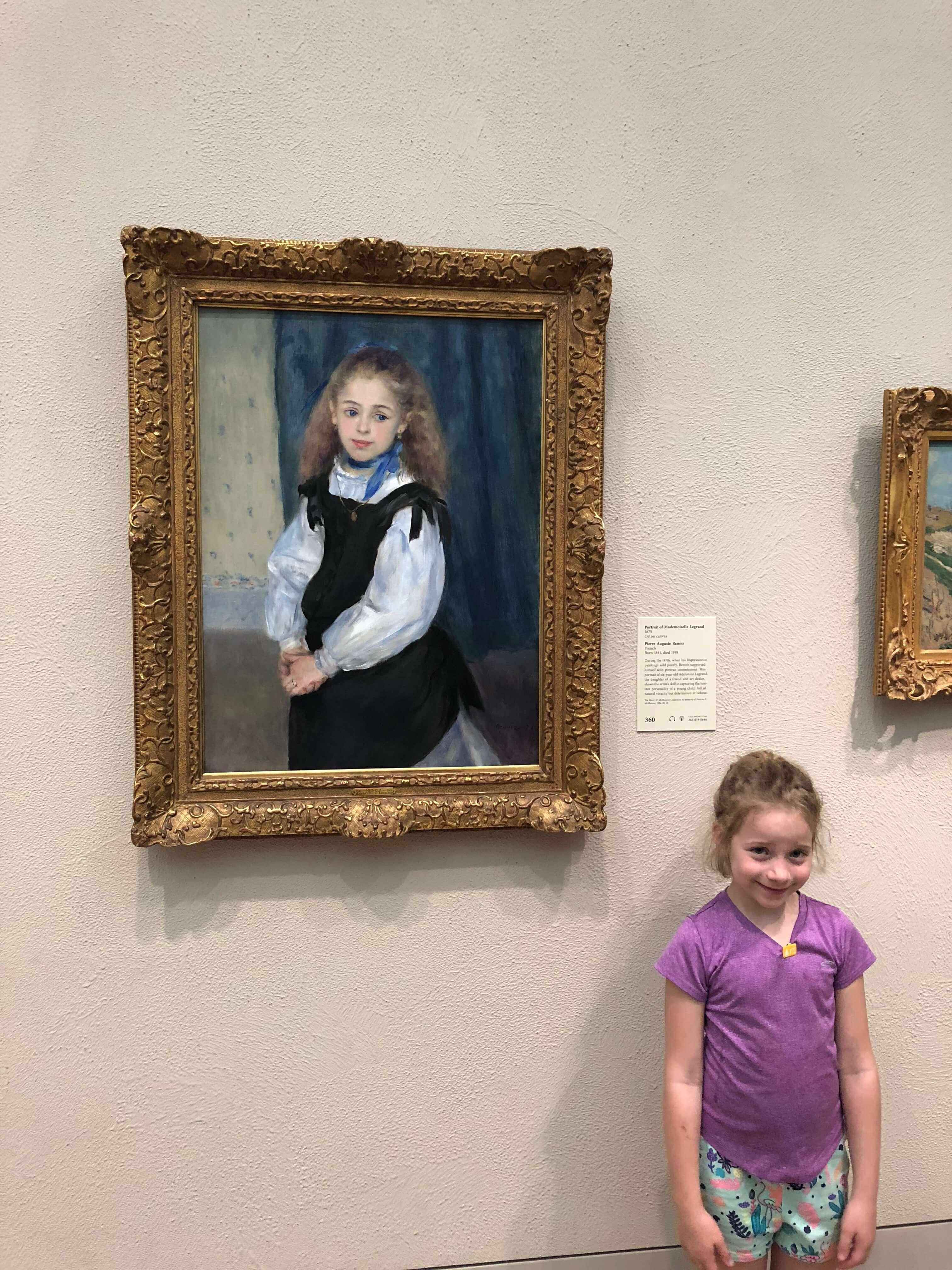 philadelphia museum of art with kids