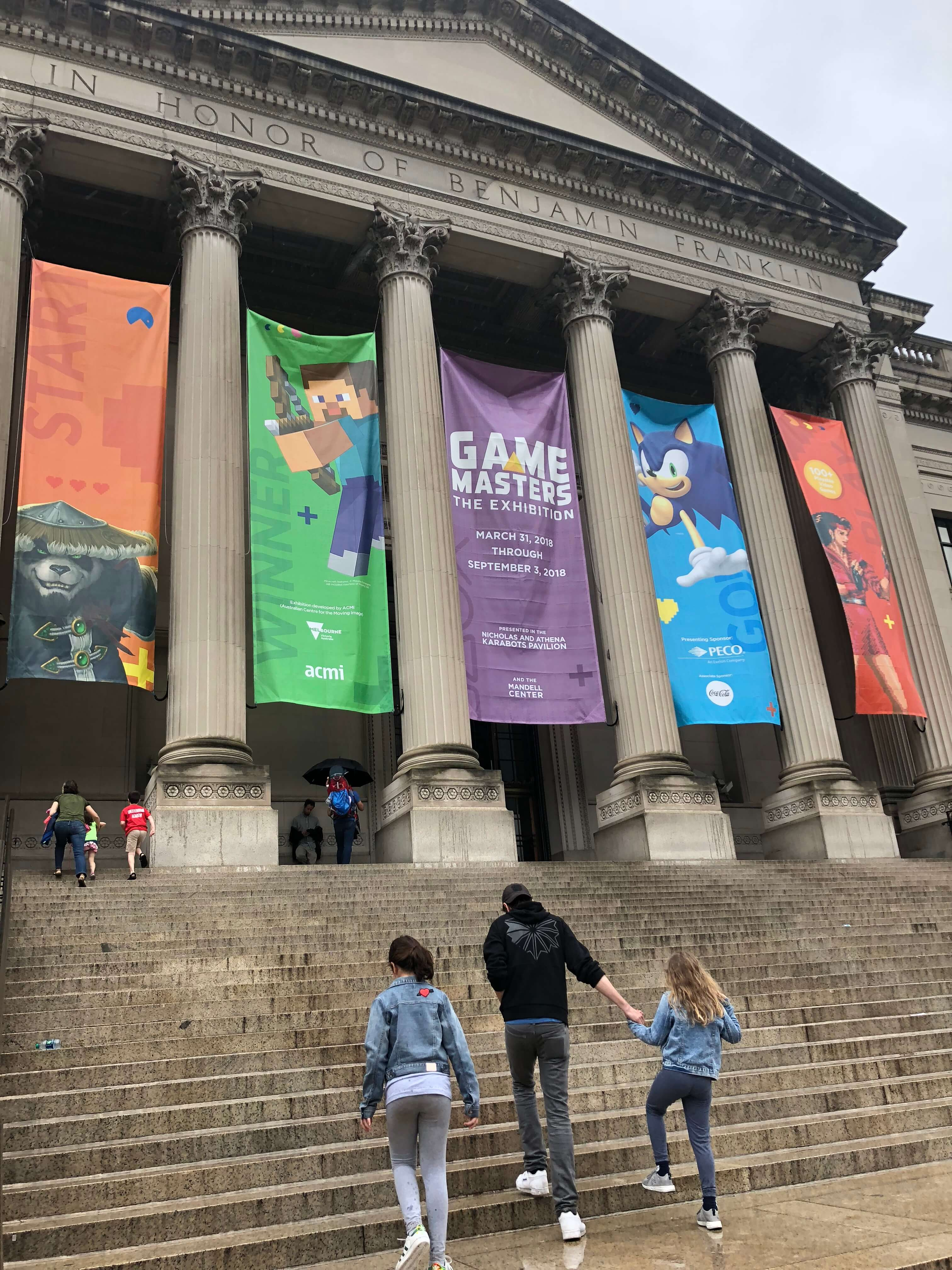 philly with kids The Franklin Institute