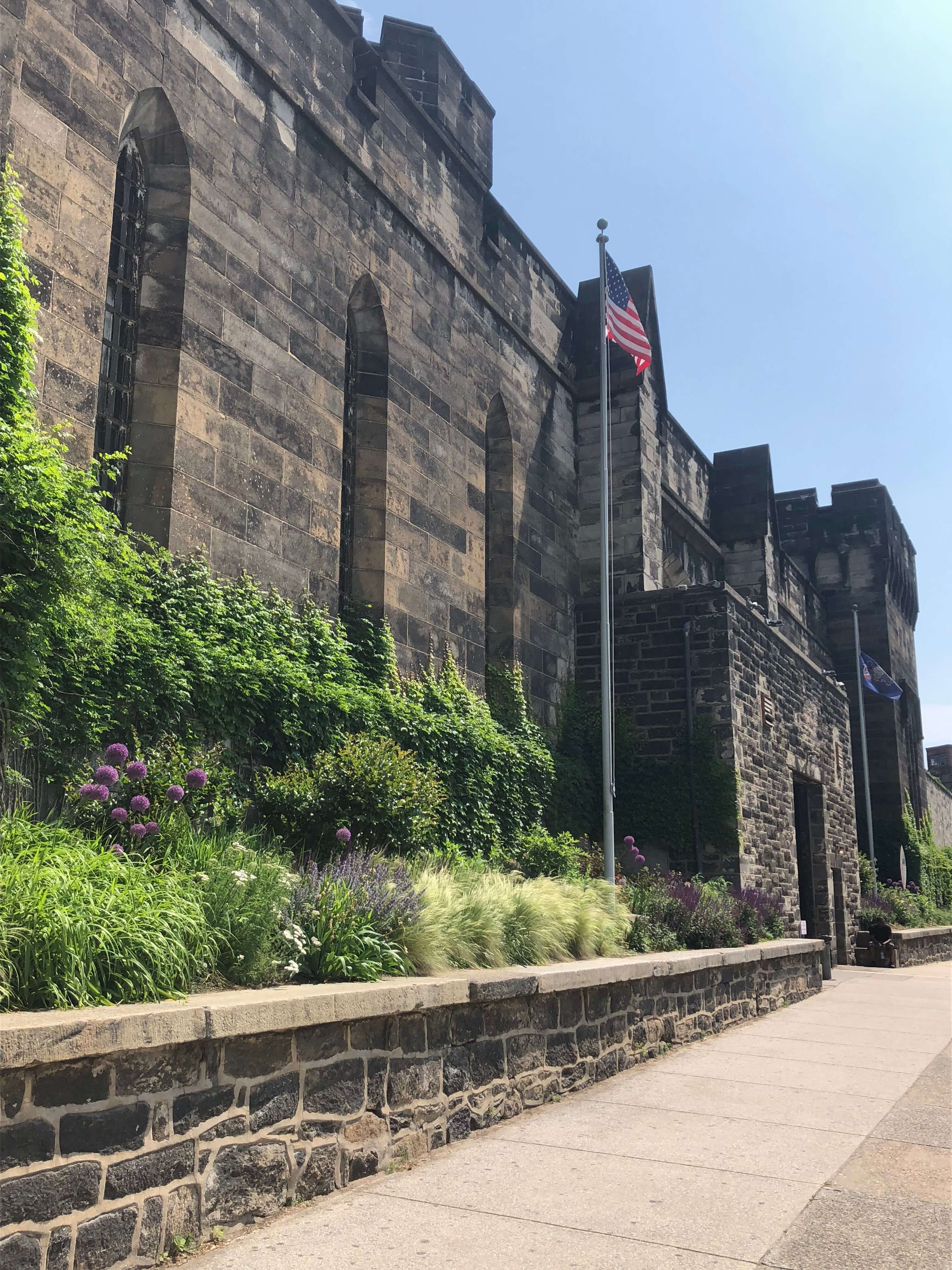 1. Eastern State Penitentiary Philly with kids