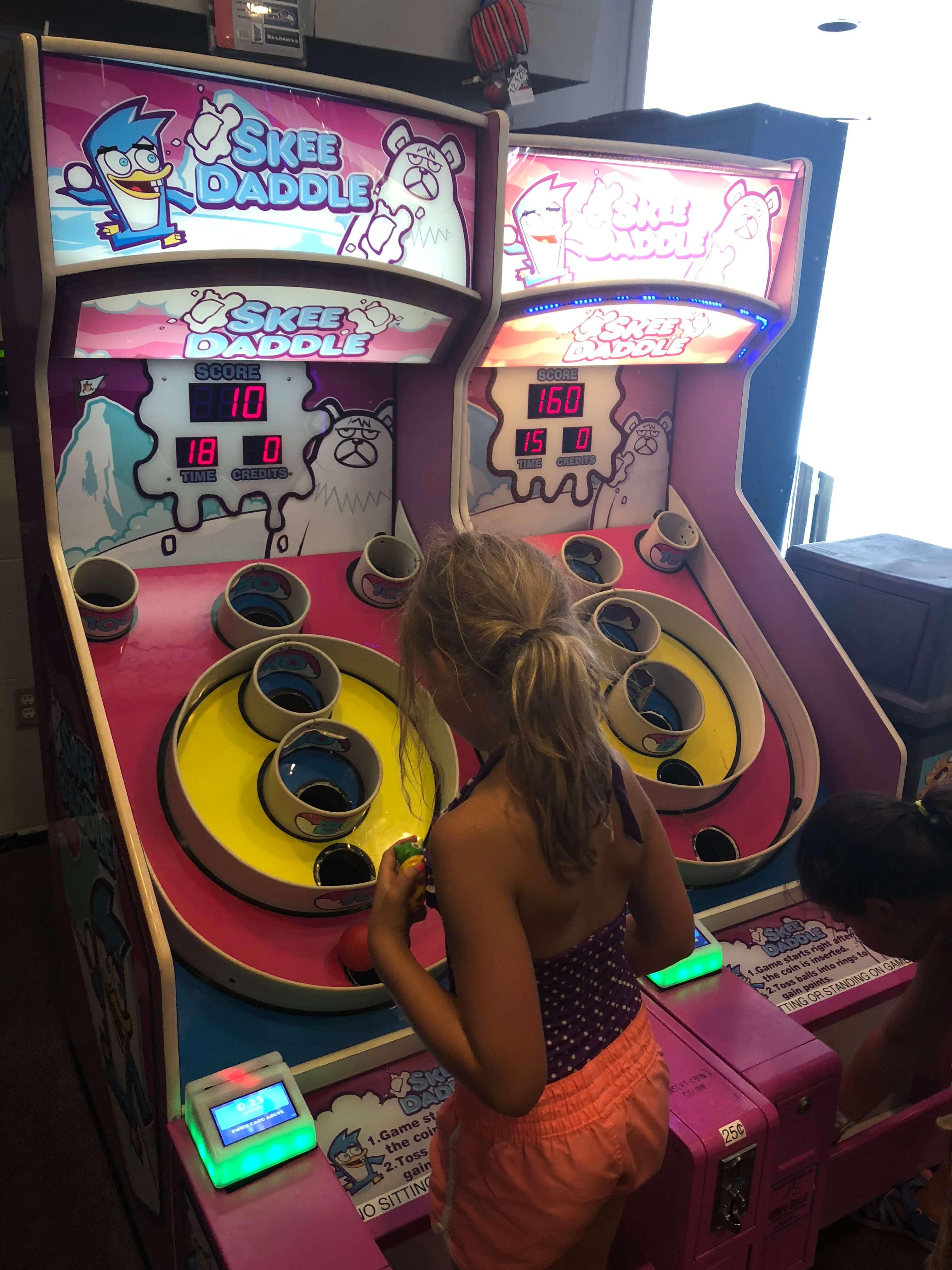 games Casino Pier Breakwater Beach