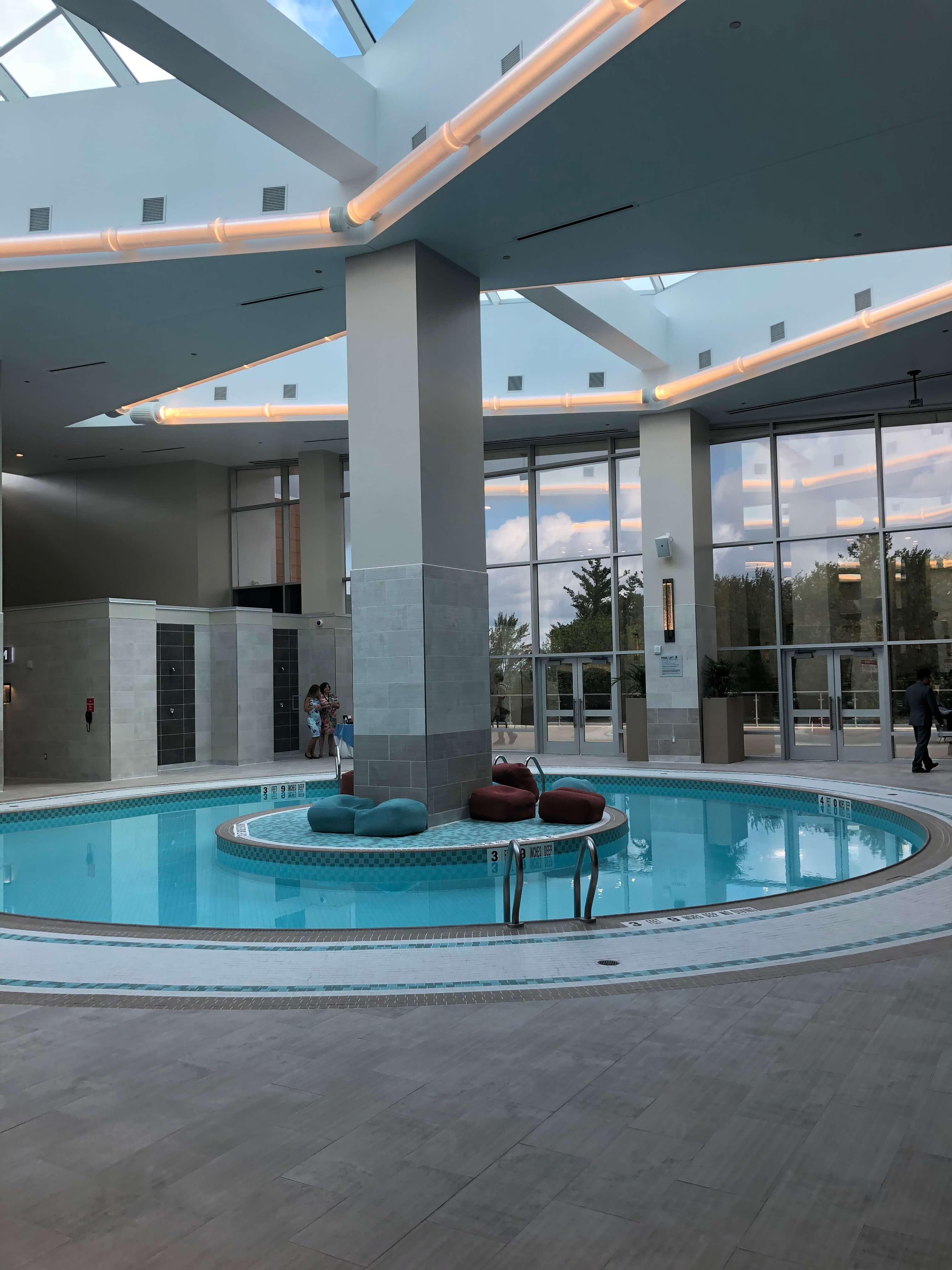 crystal life spa pool