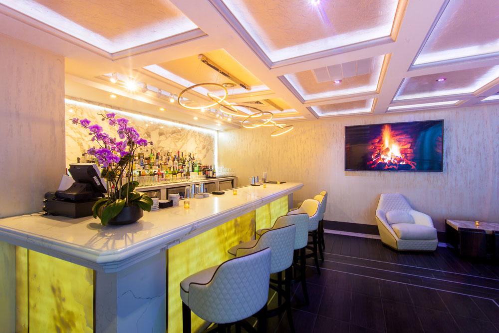 Zavo restaurant vibes