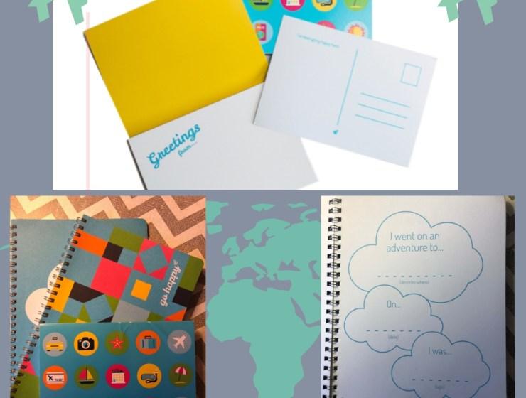 Go Happy Launches Happy Memories Travel Set