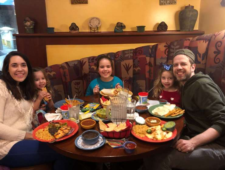 Blue Moon Mexican Cafe Serves Up Delicious Mexican Fare for the Whole Family