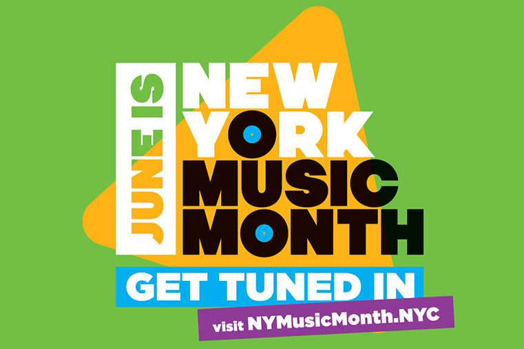 New York Music Month (NYMM) this June 2019
