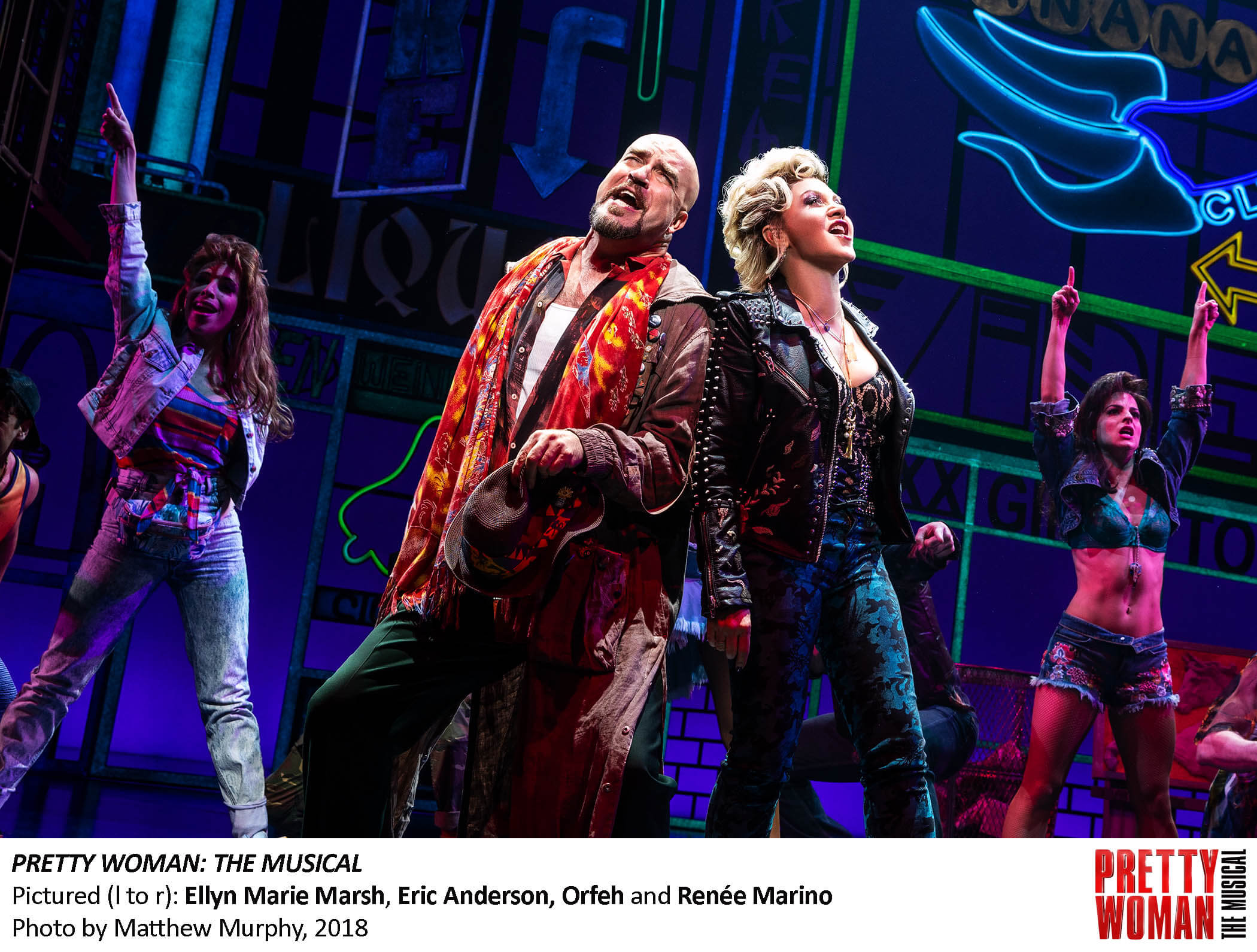 The beloved movie is on Broadway with Pretty Woman: The Musical featuring a beautiful score, a strong mesage and a solid cast.