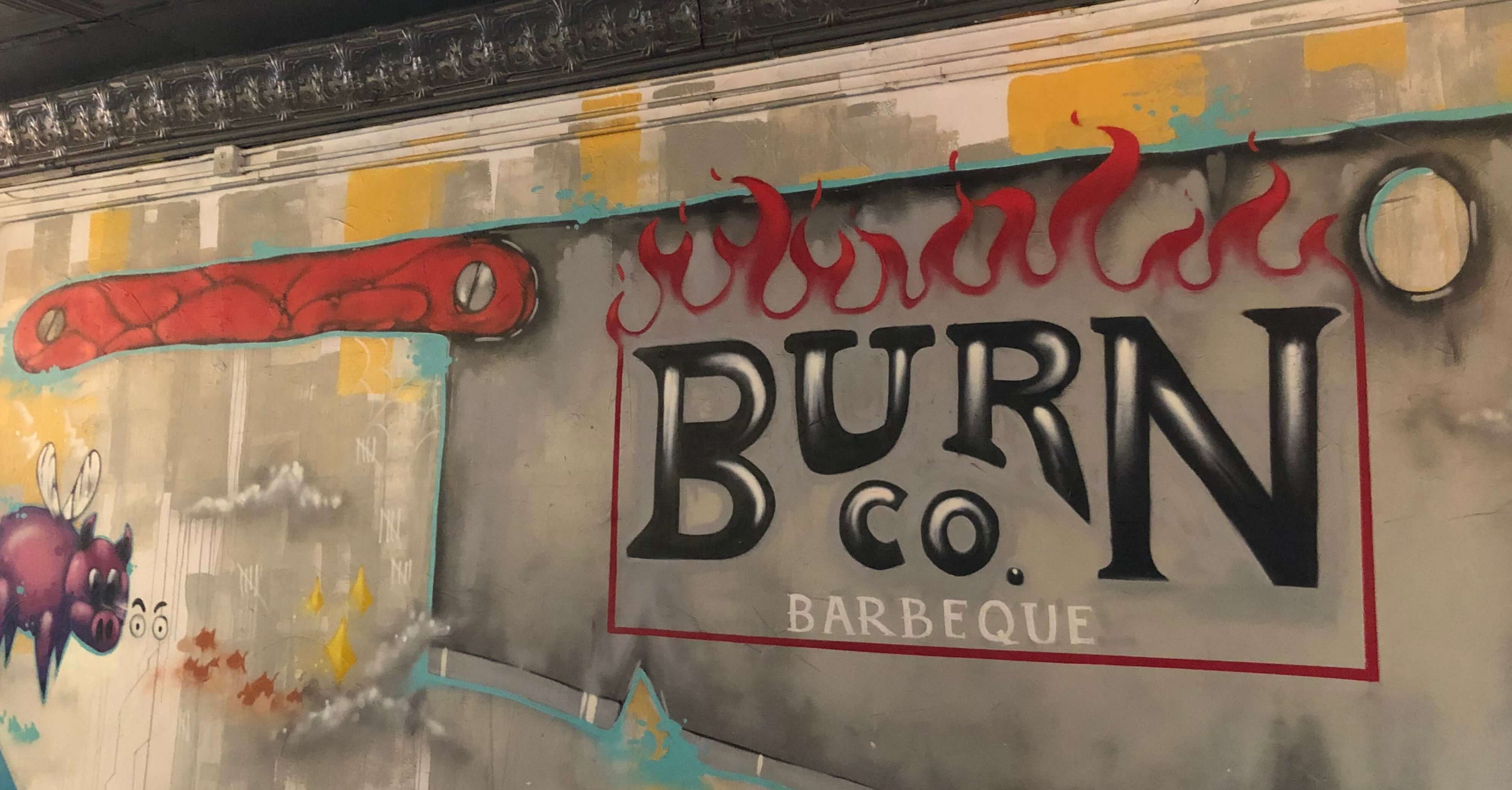 BurnCo BBQ meats in Tulsa